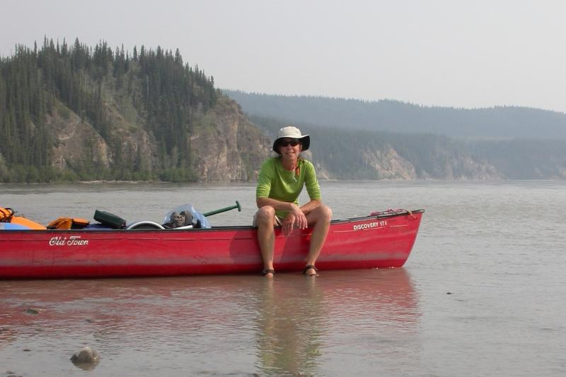 Slide 4 of 5: Yukon River, YT - 2009